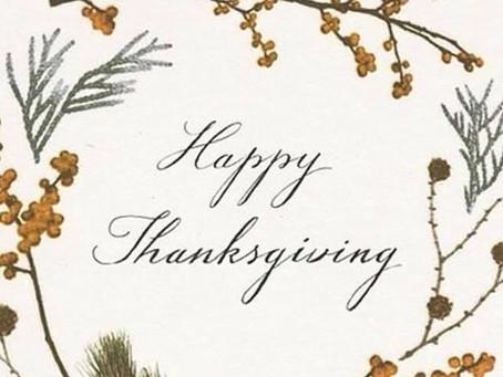 Happy Thanksgiving #Jax!