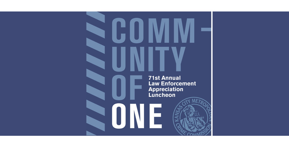 """2020 Annual Luncheon - """"Community of One"""" Virtual Event"""