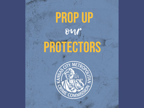 Donation - Prop Up Our Protectors