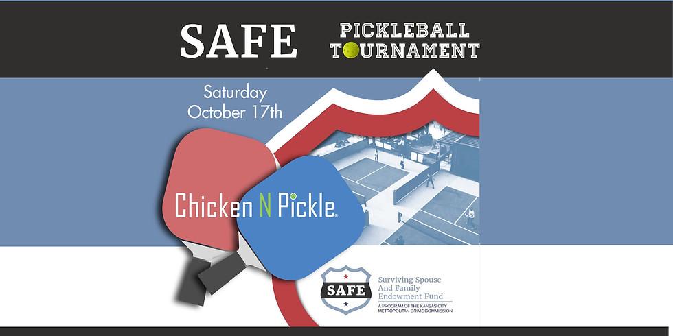 2020 SAFE Pickleball Tournament