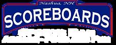Scoreboards Royal Blue Final Logo white