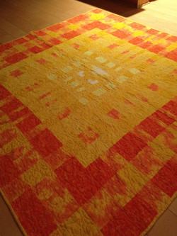 Yellowgrid Quilt