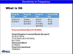 5G-bands