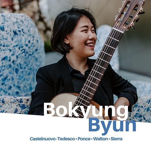 Bokyung Byun: Guitar Recital