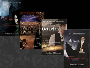 Novella Series Finished