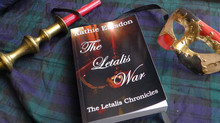 The Letalis War:- First Chapter...