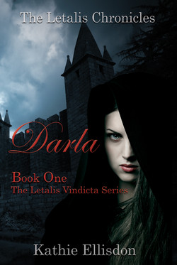 Book cover darla front