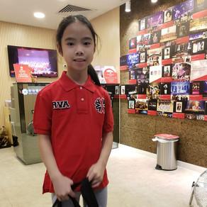 Mia enroll Red Sing