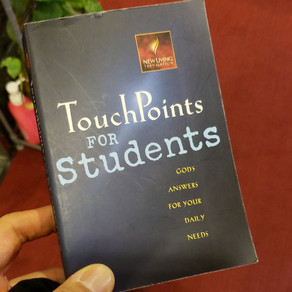 A awesome Christian book for Student