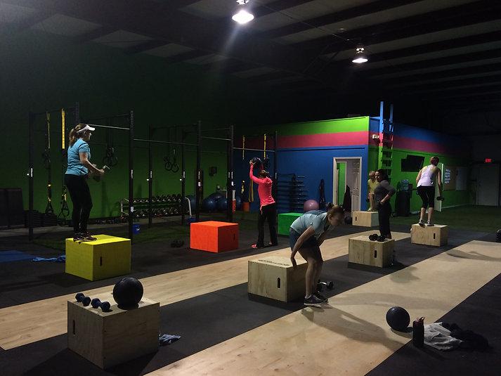 Fierce Fitness Training | Fitness For Women | Class Schedule | Evans GA