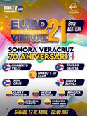 Octava Edición del Euro Festival Virtual 21