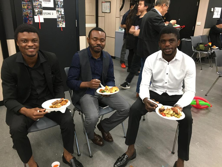 Congolese Friends