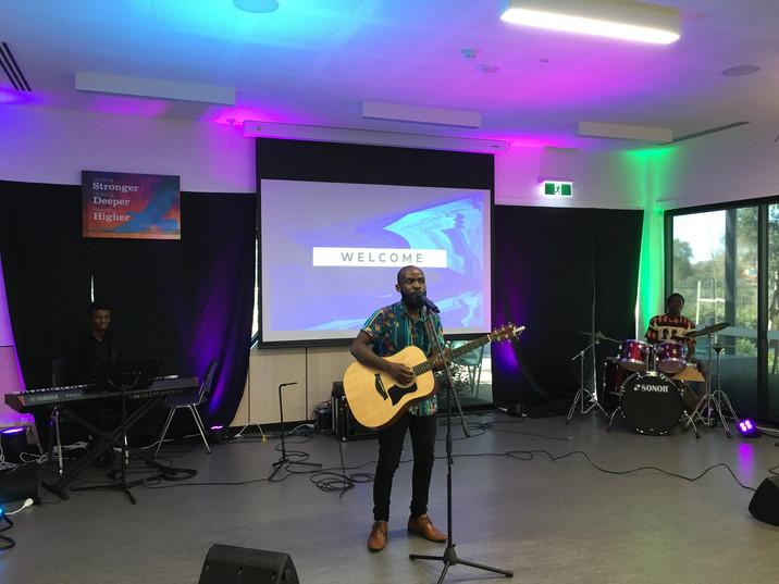 Dave - Worship Leader