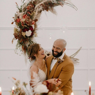 The Distillery Styled Shoot
