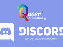 Wir sind auf Discord! Werdet Teil unserer Discore-Community!