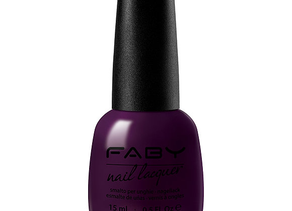 Jump on the Dark Side - Faby nagellak