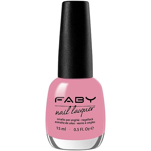 Sweet as Faby - Faby nagellak