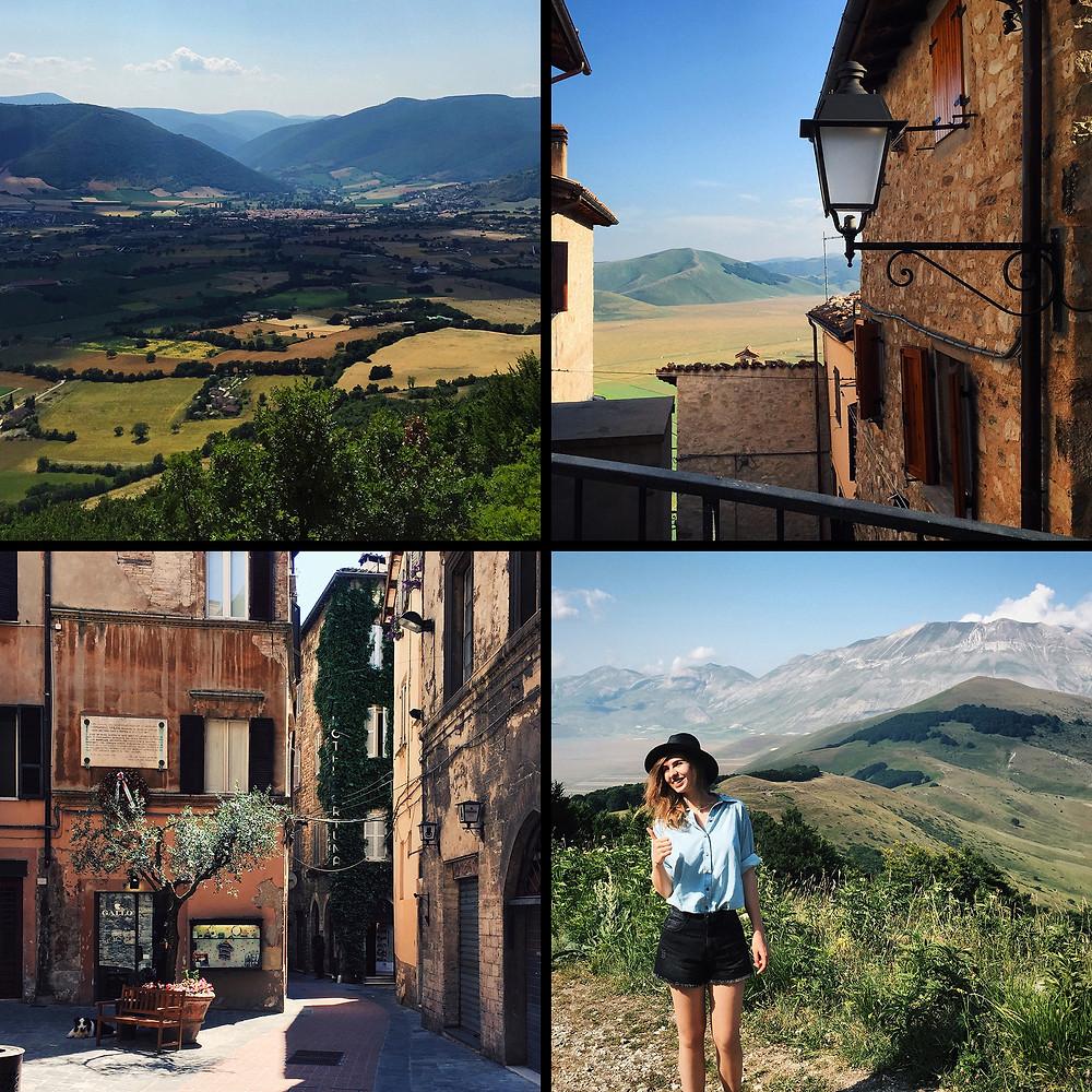 Monti Sibillini, Norchia, Perugia
