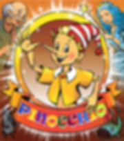 Pinocchio Märchen Illustration Rechte Tournee Theater Hamburg
