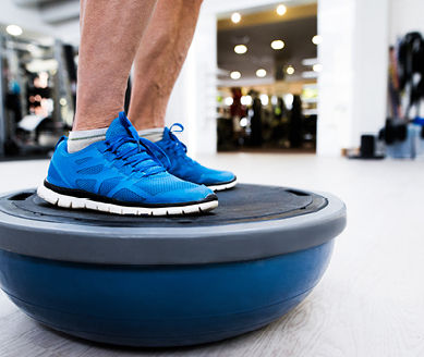 Balance & mobility assessment.