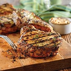 Pork Chops  /  Chuletas de Cerdo