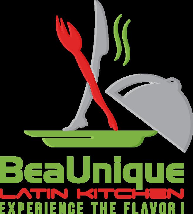 BeaUnique logo creation and website design
