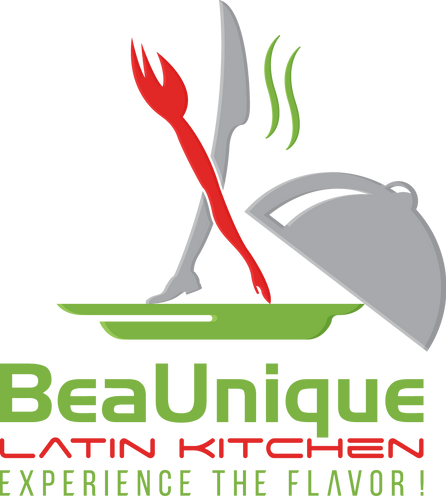 BeaUnique logo creation and website design