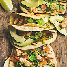 Taco Bar Your Choices of Protein