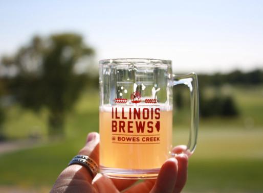 Illinois Brews at Bowes Creek!