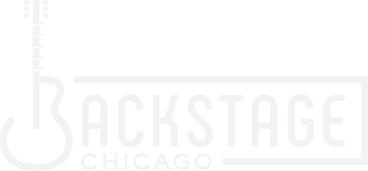 Backstage Chicago logo creation and website design