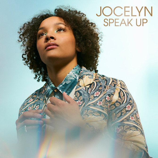 Jocelyn Releases Debut Single With BMG!