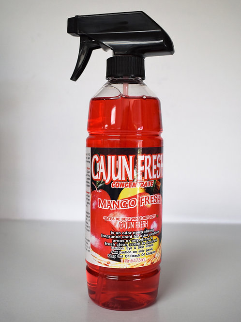 "Cajun Fresh ""Mango Fresh"" Concentrate Odor Neutralizer"