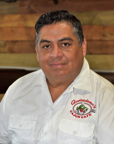 Executive Chef John Valenzuela