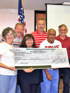 Committee Receiving funds needed to fix