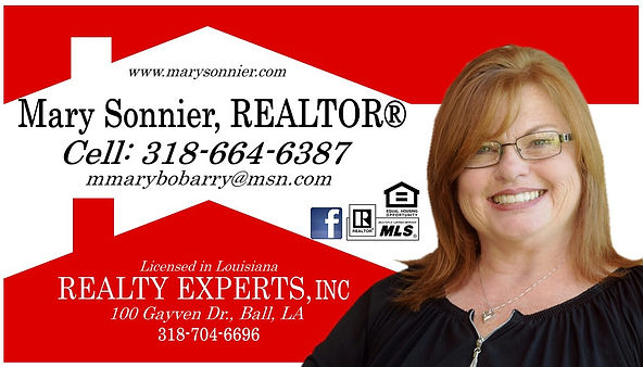 Mary Sonnier real estate agent