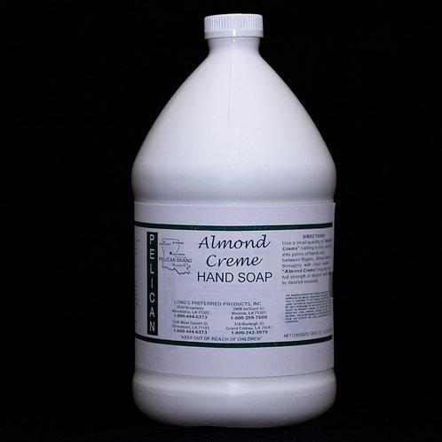 Almond Creme Hand Soap