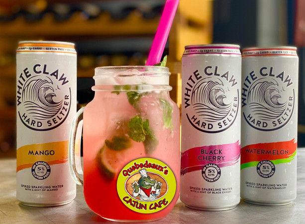 Whit Claw Mojitos
