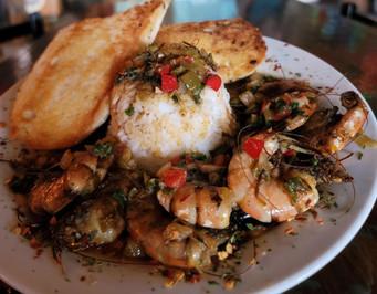 .Creole Shrimp La Louisiana