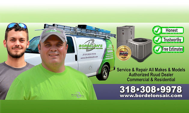 Bordelon's Air Conditioning & Heating