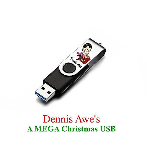 Mega Christmas USB