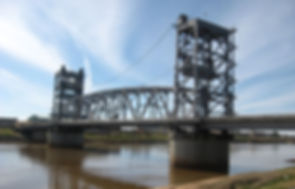 Red River Bridge between Alexandria & Pineville