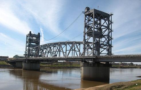 Red River Bridge between Alexandria & Pineville