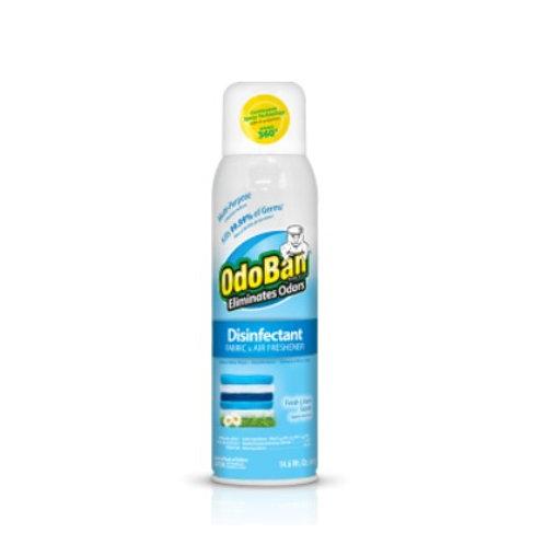 Odoban Disinfectant Fabric & Air Freshener  Fresh Linen