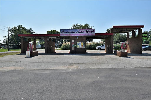 Carwash Commercial Property