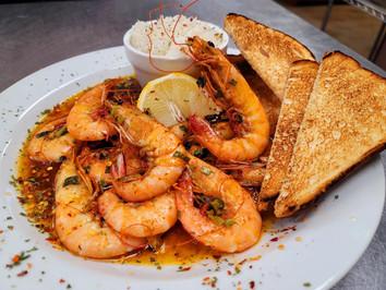 Shrimp La' Louisian