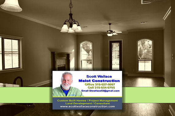 Scott Wallace Custom Built Homes of Alexandria
