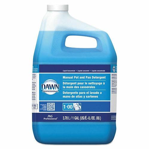 Dawn Professional Dish Detergent, Original Scent Liquid 1 Gal Cleaning