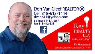 Don Van Cleef