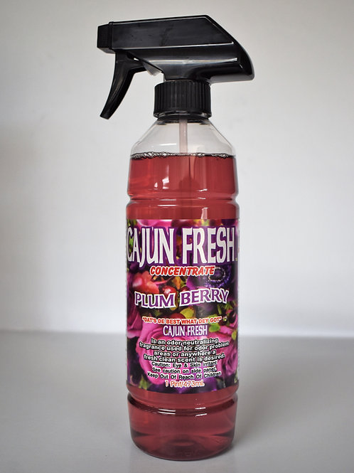 "Cajun Fresh ""Plum Berry"" Concentrate Odor Neutralizer"