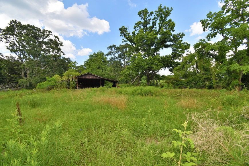 Barn and Pasture